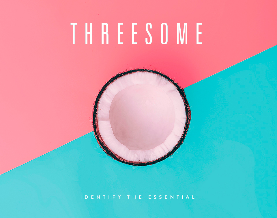 THREESOME CLOTHING
