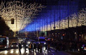 ¡Madrid enciende la Navidad!